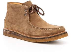 Sperry Mens Gold Crepe Suede Chukka Boots