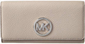 MICHAEL Michael Kors Fulton Leather Carryall Wallet - ONE COLOR - STYLE