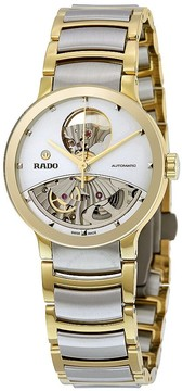Rado Centrix Open Heart Dial Automatic Ladies Watch