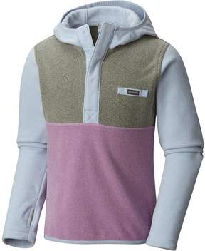Columbia Mountain Side Fleece Hooded Jacket