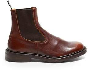 Tricker's + Todd Snyder Exclusive Caramel Kudu Leather Boot