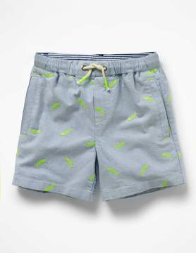 Boden Oxford Shorts