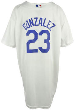 Majestic Adrian Gonzalez Los Angeles Dodgers Replica Jersey, Big Boys (8-20)