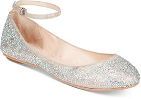 Betsey Johnson Blue by Joy Evening Flats Women's Shoes