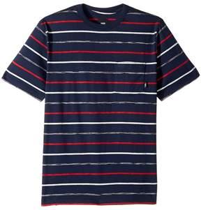 Vans Kids Strikemont II Short Sleeve Knit (Big Kids)