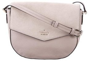 Kate Spade Leather Crossbody Bag - NEUTRALS - STYLE
