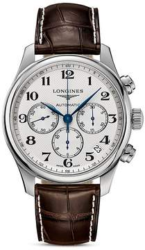 Longines Master Collection Chronograph, 44mm