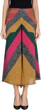Circus Hotel 3/4 length skirts