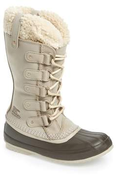 Sorel Joan of Arctic(TM) Lux Waterproof Winter Boot with Genuine Shearling Cuff