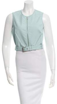 Nomia Belted Crop Top w/ Tags