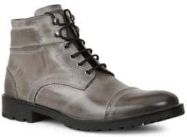 GBX Bro Cap Toe Leather Boots