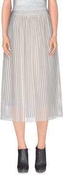 Trussardi 3/4 length skirts