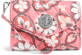 Vera Bradley Blush Pink Your Turn Smartphone Wristlet - BLUSH - STYLE