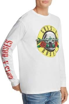 Bravado Guns N' Roses Crewneck Long Sleeve Tee