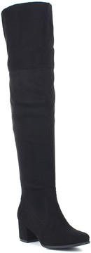 Refresh Becky Suede Thigh High Boot