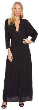 Amuse Society Sunset Row Dress Women's Dress