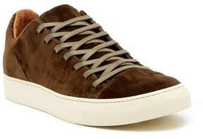 John Varvatos Collection 315 Reed Low Top Velvet Sneaker