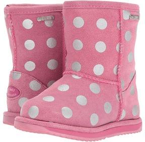 Emu Spotty Brumby Waterproof Girls Shoes