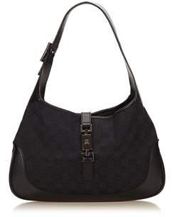 Gucci Pre-owned: Jackie Shoulder Bag. - BLACK - STYLE