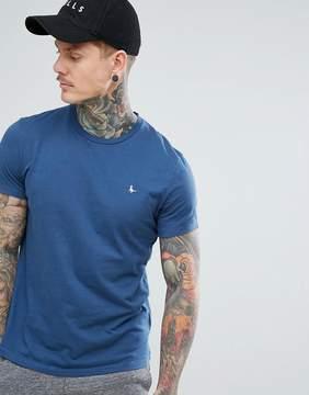 Jack Wills Sandleford T-Shirt In Blue