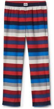 Gap Print fleece PJ pants