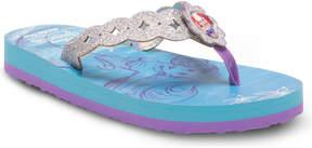 Stride Rite Disney Ariel Flip Flop