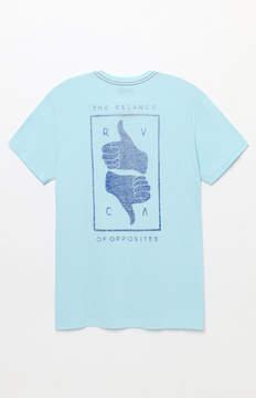RVCA Thumbs Up Pocket T-Shirt