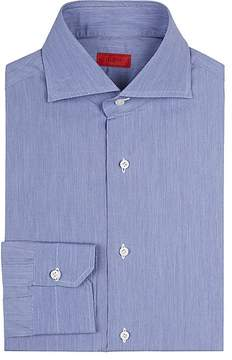 Isaia Men's Slim-Fit Cotton Dress Shirt