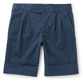 Boglioli Stretch-Cotton Shorts