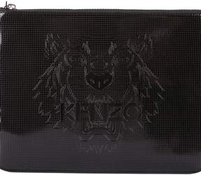 Kenzo Patent Ecoleather Pouch