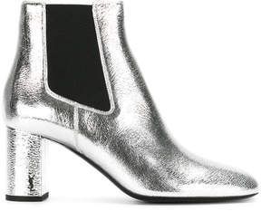 Saint Laurent Lou Lou ankle boots