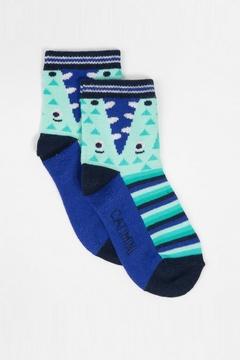 Catimini Mascot Printed Socks