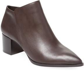 Karl Lagerfeld Paris Women's Acasey Leather Bootie