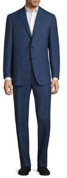 Canali Pencil Striped Suit