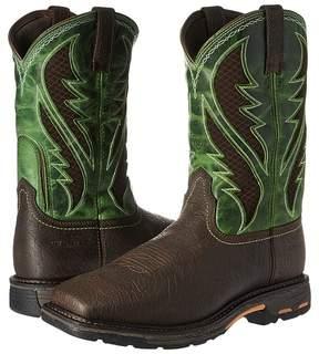 Ariat Workhog Venttek Soft Toe Men's Work Boots