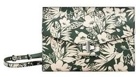 Violeta BY MANGO Jungle printed bag