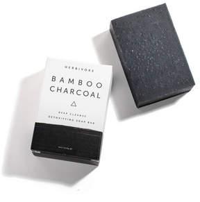 Herbivore Botanicals Bamboo Charcoal Bar Soap