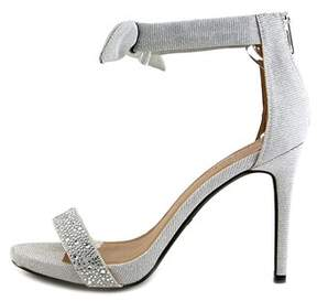 Zigi Womens Sauly Fabric Open Toe Special Occasion Platform Sandals.