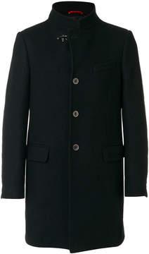 Fay high-neck coat