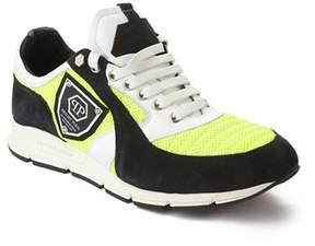 Philipp Plein Men's Woodkid Sneaker Shoes White.