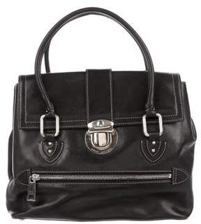Marc Jacobs Leather Top Handle Bag