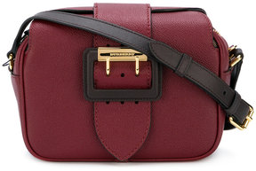 Burberry small Buckle bag - RED - STYLE