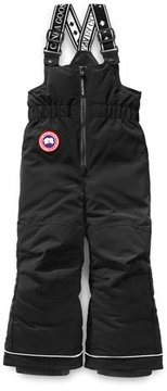 Canada Goose Thunder Waterproof Winter Pants, Black, Size 2-7