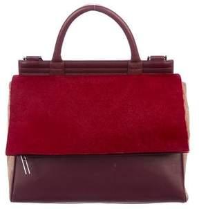 Hayward Leather Satchel Bag