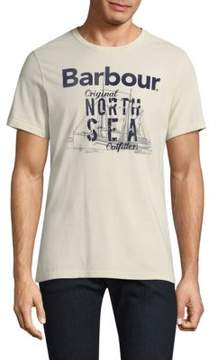 Barbour Graphic Cotton Tee
