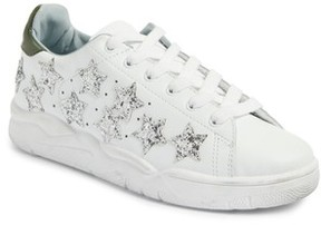 Chiara Ferragni Women's Stars Roger Glitter Sneaker