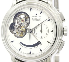 Zenith El Primero 03.0240.4021 Stainless Steel Automatic 40mm Mens Watch