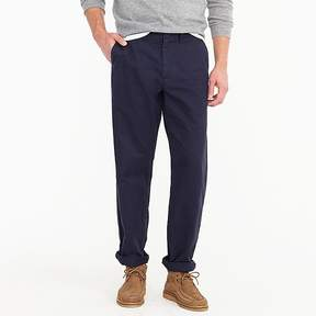 J.Crew 1450 relaxed fit Broken-in chino pant