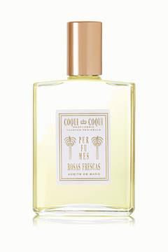 Coqui Coqui - Rosas Frescas Bath Oil, 100ml - Colorless