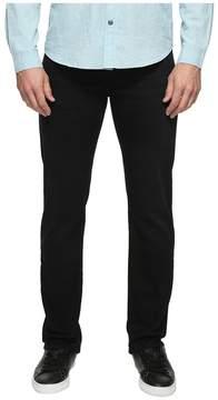 Mavi Jeans Zach Regular Rise Straight Leg in Blue Black Williamsburg Men's Jeans